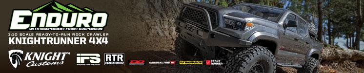 Enduro Trail Truck, Knightrunner RTR