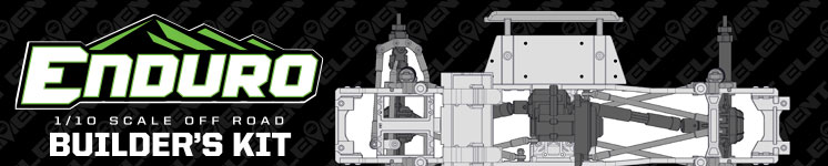 Enduro Trail Truck Builder's Kit