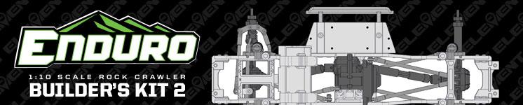 Enduro Trail Truck Builder's Kit 2