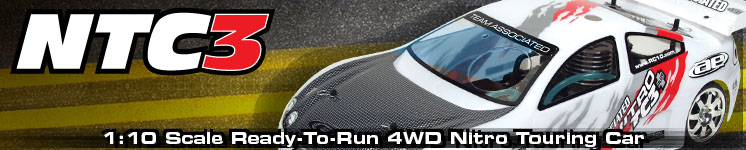 NTC3 Ready-to-Run Plus