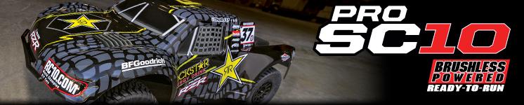 ProSC10 Rockstar RTR