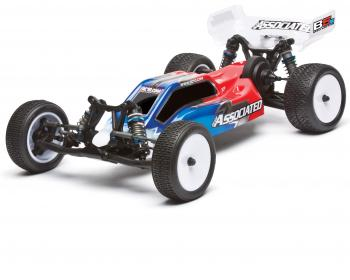 B5M Team Associated 91519 Rear Shock Tower and Mount Hard