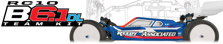 RC10B6.1DL Team Kit