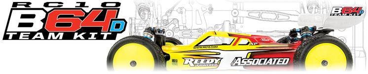 RC10B64D Team Kit
