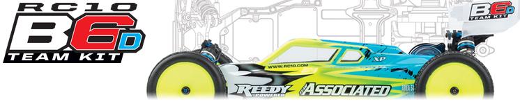 RC10B6D Team Kit