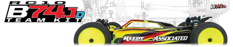 RC10B74.1D Team Kit