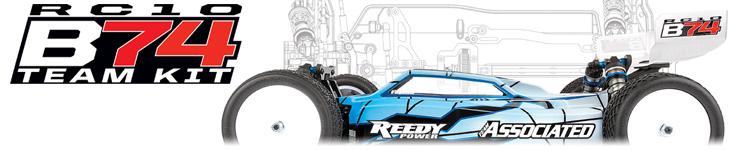RC10B74 Team Kit