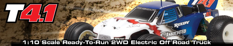 RC10T4.1 Ready-To-Run Brushless