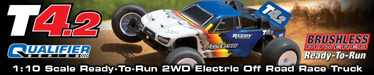 RC10T4.2 Brushless Ready-To-Run
