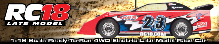 RC18 Late Model Ready-To-Run