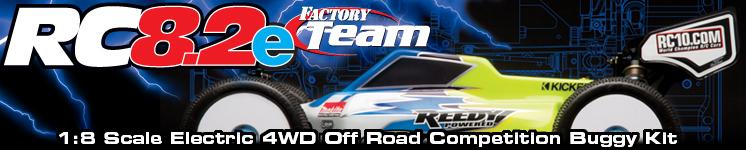 RC8.2e Factory Team
