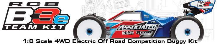 RC8B3e Team Kit