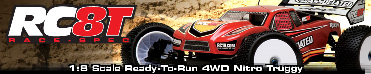 RC8T Ready-To-Run
