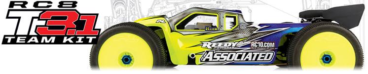 RC8T3.1 Nitro Team Kit