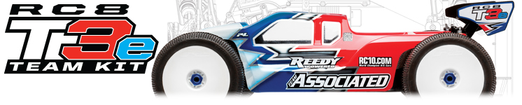 RC8T3e Team Kit