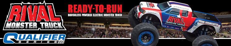 Rival Monster Truck Brushless Ready-To-Run