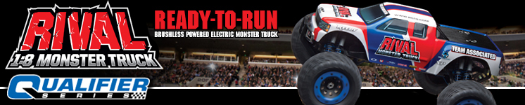Rival Monster Truck Ready-To-Run