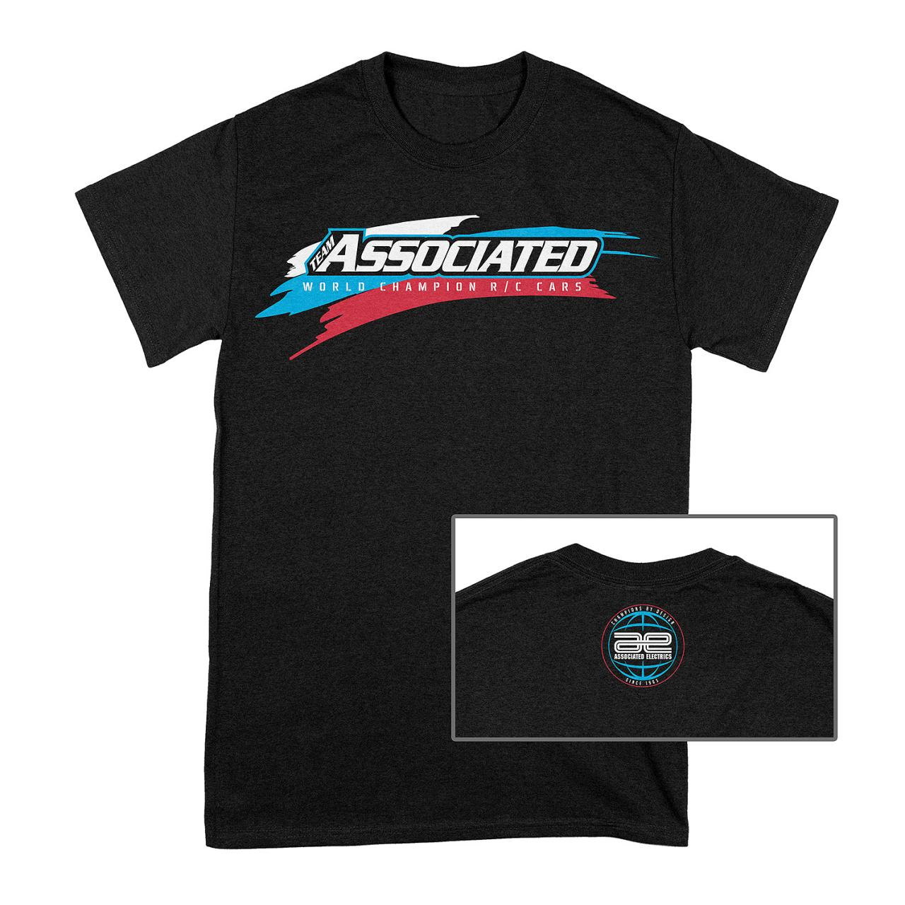 photo of New! Team Associated WC19 T-shirt, men's and youth