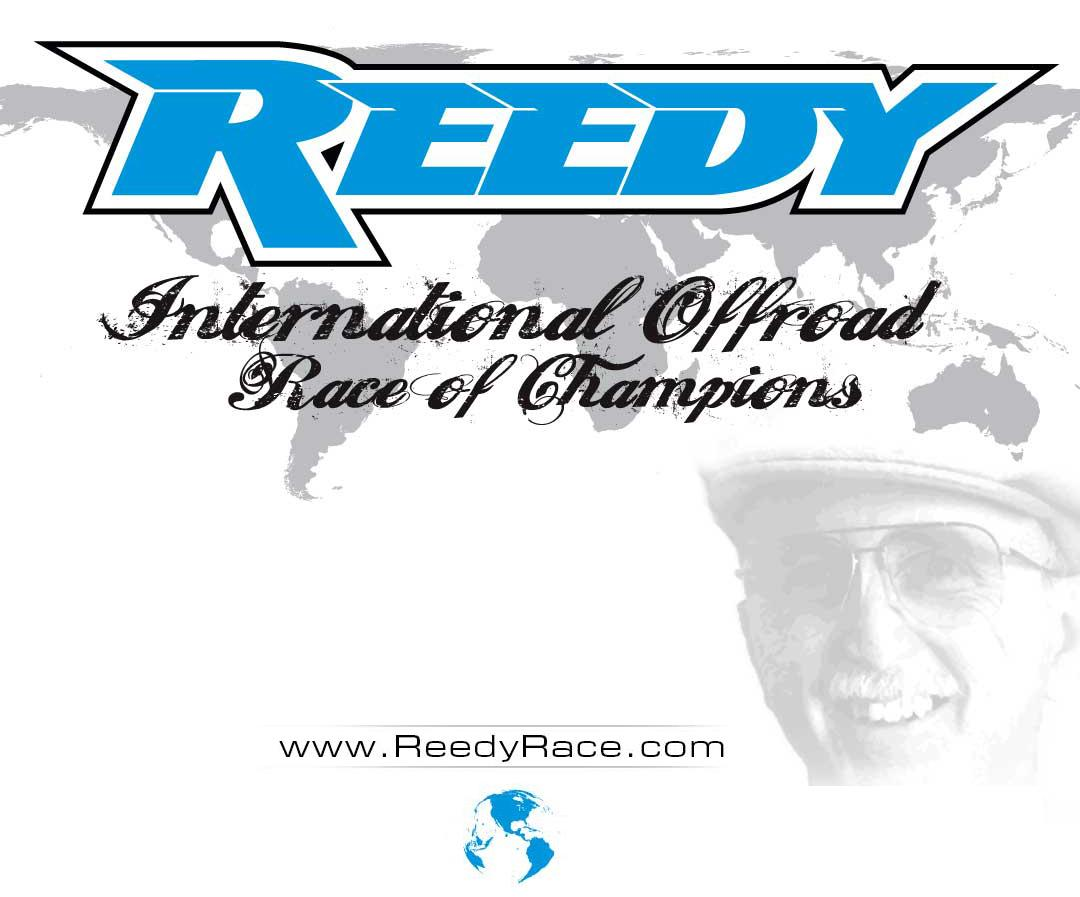 Reedy Race logo shown