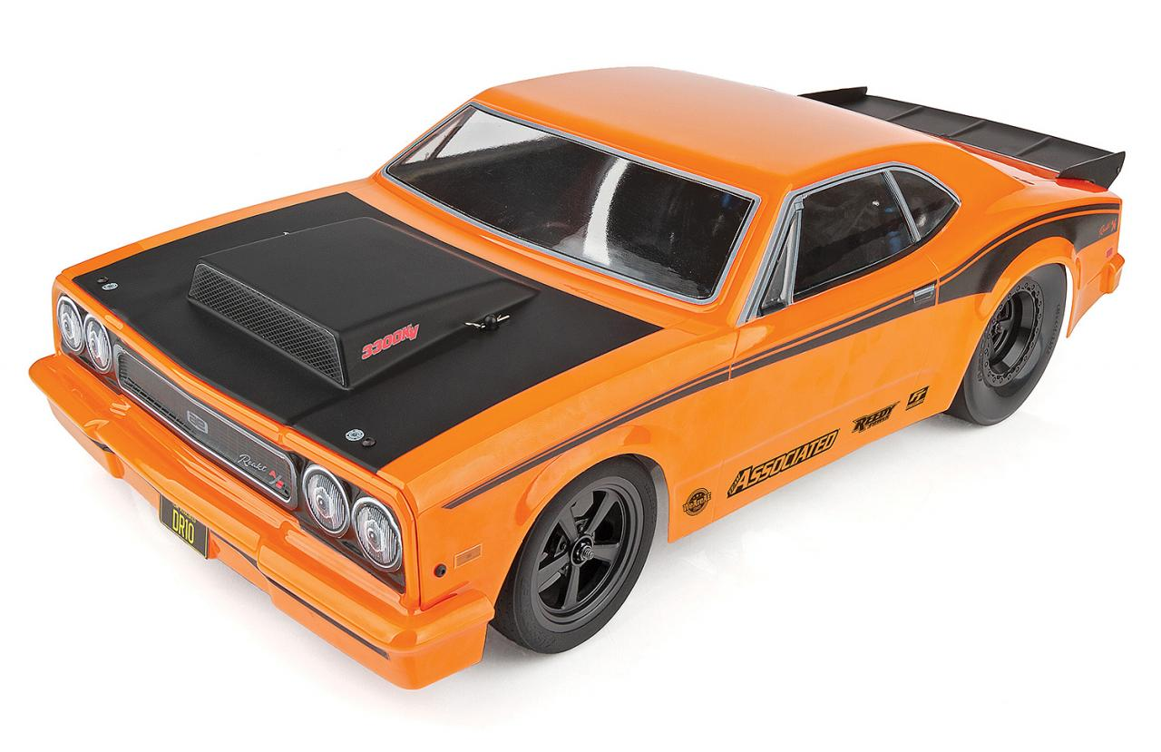 Picture shown: #70025 DR10 Drag Race Car RTR.