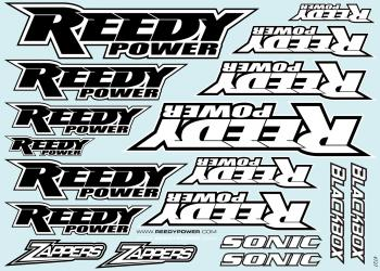 photo of Reedy 2020 Decal Sheet
