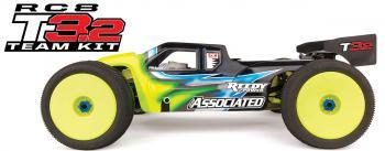 Picture shown: RC8T3.2 Nitro Team Kit