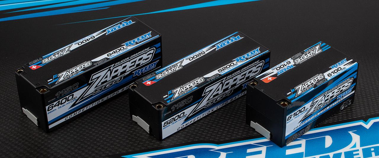 photo of Reedy Zappers batteries #27369-27371