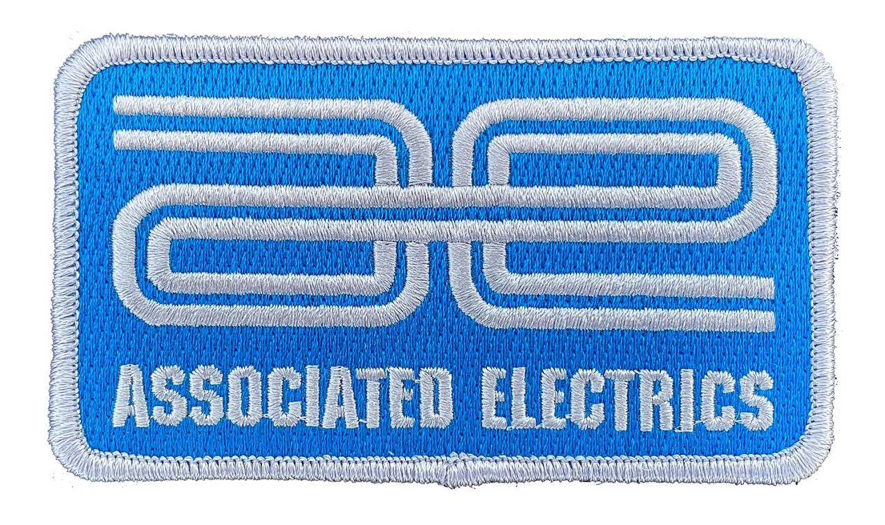 photo of #97019 Associated Electrics Logo Patch