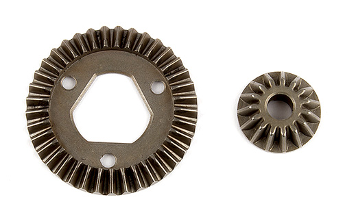 Associated 21529 Differential Case:14B 14T