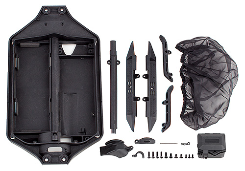 Rival MT10 Team Associated Driveshaft Set ASC25821