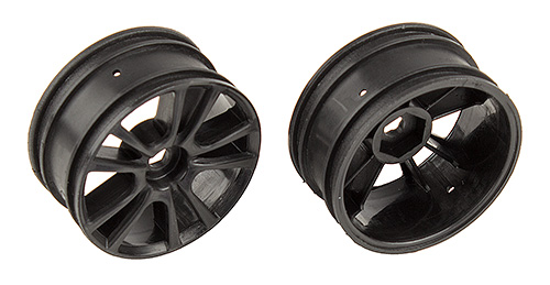 10-Spoke Rim Black ASC31441