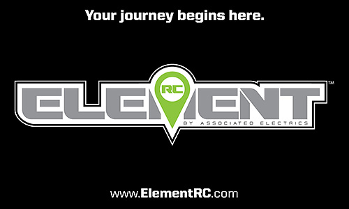 photo of Element RC Track Banner